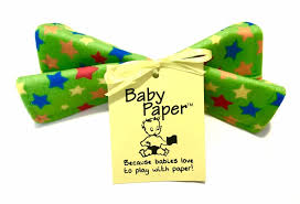 Baby Paper- crinkle toy