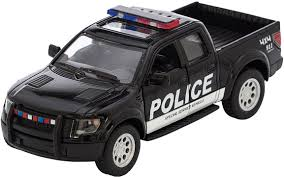 DC Raptor Fire or Police Truck