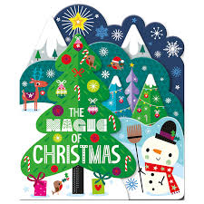 The Magic of Christmas Board Book