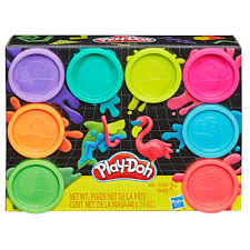 Play-Doh 8 pack variety