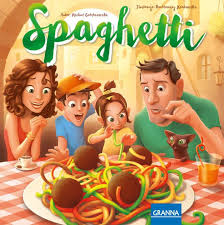 Granna Spaghetti Board Game