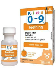 Homeocan Kids 0-9 Teething