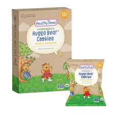 Healthy Times Hugga Bear Cookies 28g