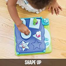 Educational Insights Bright Basics Shape-Sorting popper