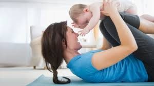 Mommy and Me Fitness Classes (POST NATAL FITNESS)