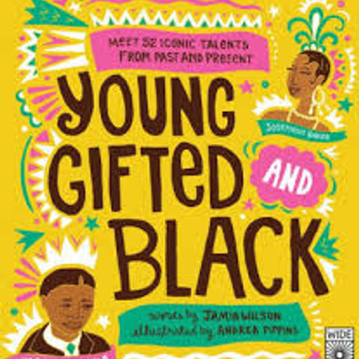 Young Black Gifted Book By: Jamia Wilson