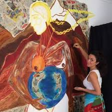 Art through Pregnancy and Motherhood