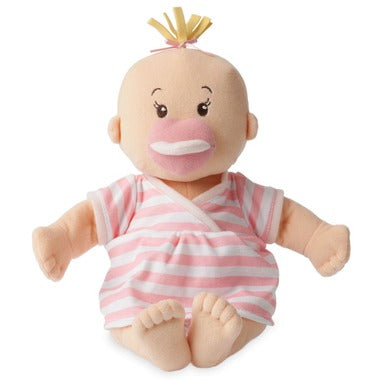 Wee Baby Stella Soft Doll/ CLICK for DROP DOWN MENU