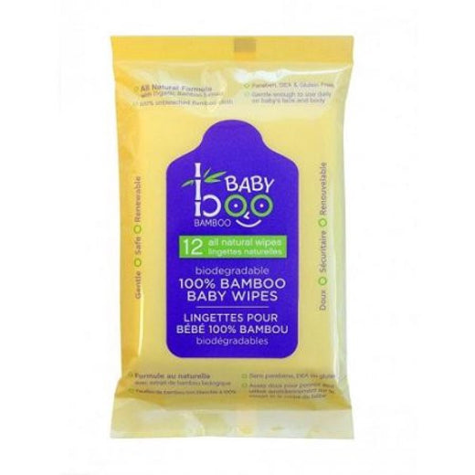 Boo Bamboo Wipes