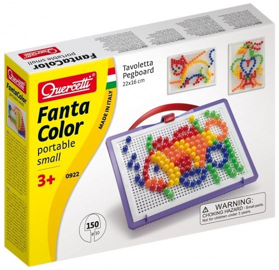 Quercetti Fanta Color Peg Board