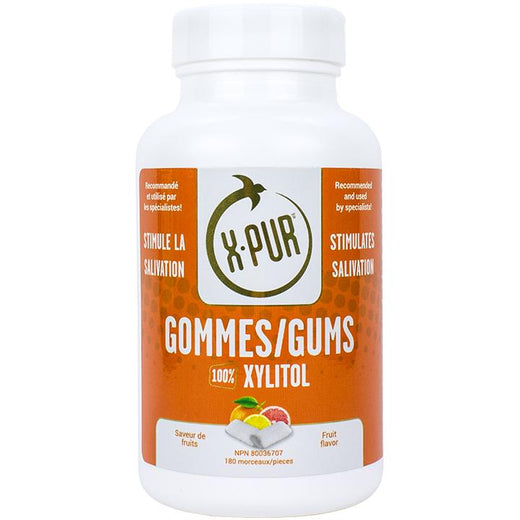 X-Pur Xylitol Gummies /50 bottle