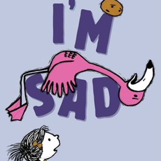 I'm Sad Book By: Michael Ian Black