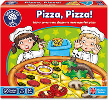Orchard Toys Pizza, Pizza 3-7 years