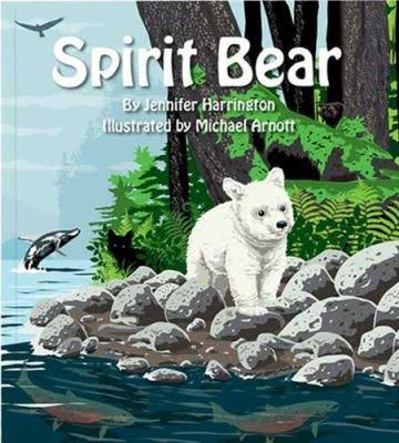 Spirit Bear By Jennifer Harrington