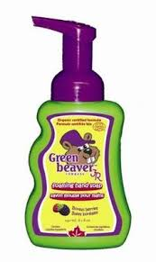 Green Beaver Jr. Foaming Body Wash