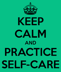 Self-Care for Caregivers!