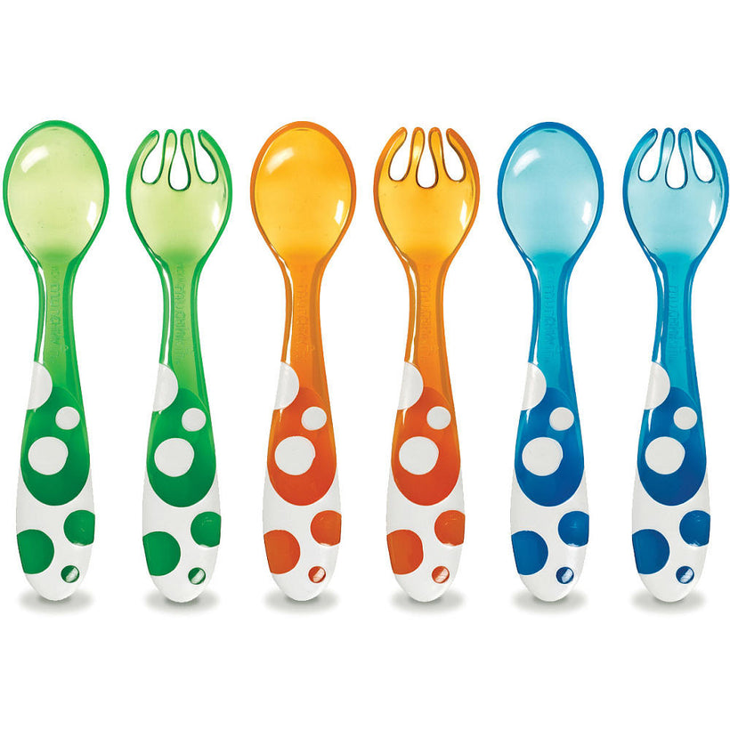 Munchkin Multi Forks and Spoons
