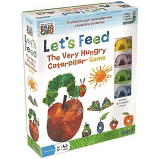 Eric Carle Let's Feed The Very Hungry Caterpillar 3+