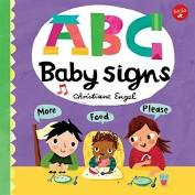 ABC Baby Signs Christianne Engel