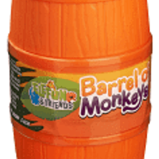 A Barrel of Monkeys from Hasbro