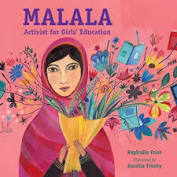 Malala Activist for Girls Education by Raphaelr Frier