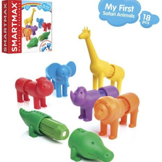 Smart Games: My First safari animals