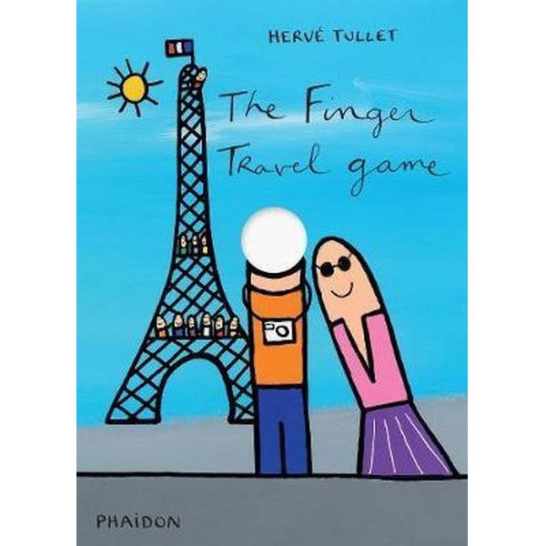 The Finger Travel Game Book
