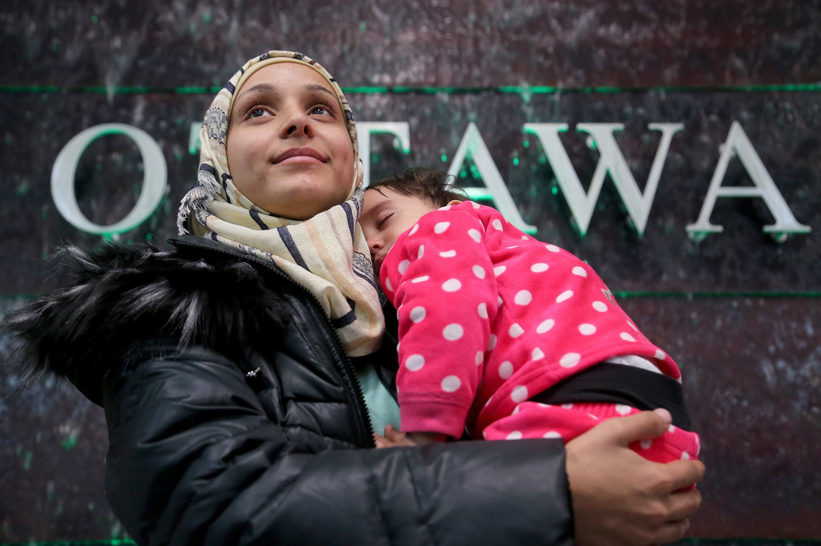 Refugees from around the world are building new lives in Ottawa.