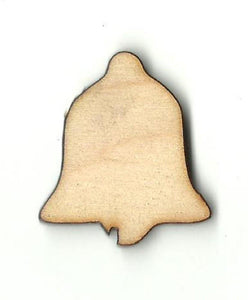 Liberty Bell - Laser Cut Wood Shape 4Th16 Craft Supply