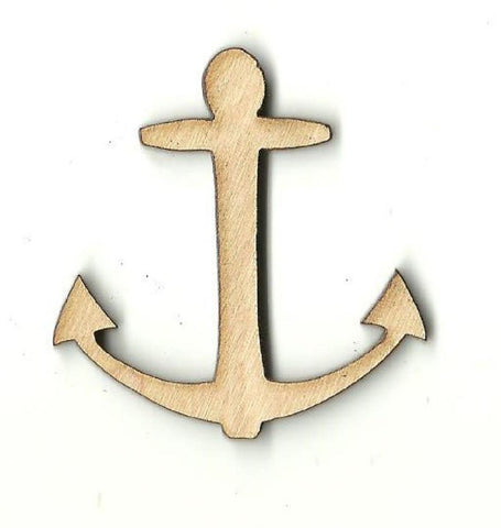 Anchor - Laser Cut Wood Shape ANC3