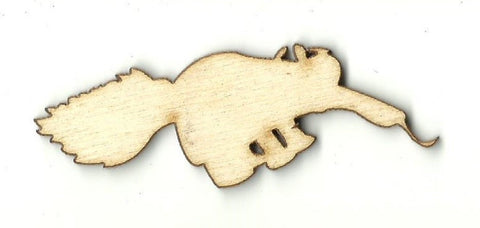 Anteater - Laser Cut Wood Shape Anml87 Craft Supply