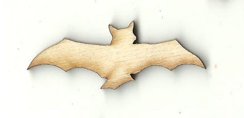 Bat - Laser Cut Wood Shape BAT17