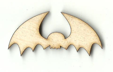 Bat  - Laser Cut Wood Shape BAT18