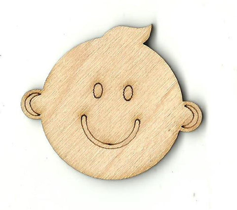 Baby - Laser Cut Wood Shape Bby54 Craft Supply
