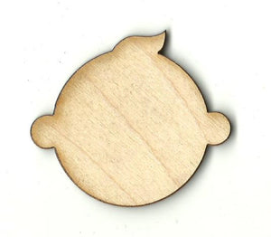 Baby - Laser Cut Wood Shape BBY57