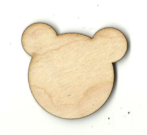 Bear - Laser Cut Wood Shape BER23
