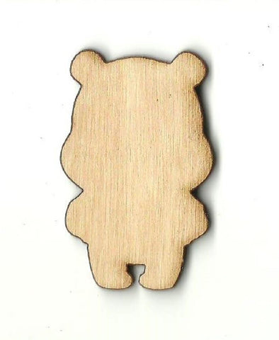 Bear - Laser Cut Wood Shape BER26