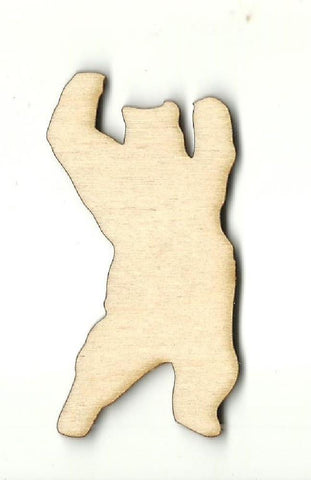 Bear - Laser Cut Wood Shape BER34