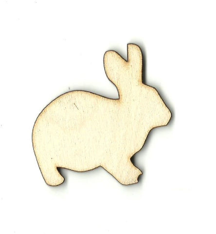 Bunny Rabbit - Plasma Cut Metal Shape BNY7-M