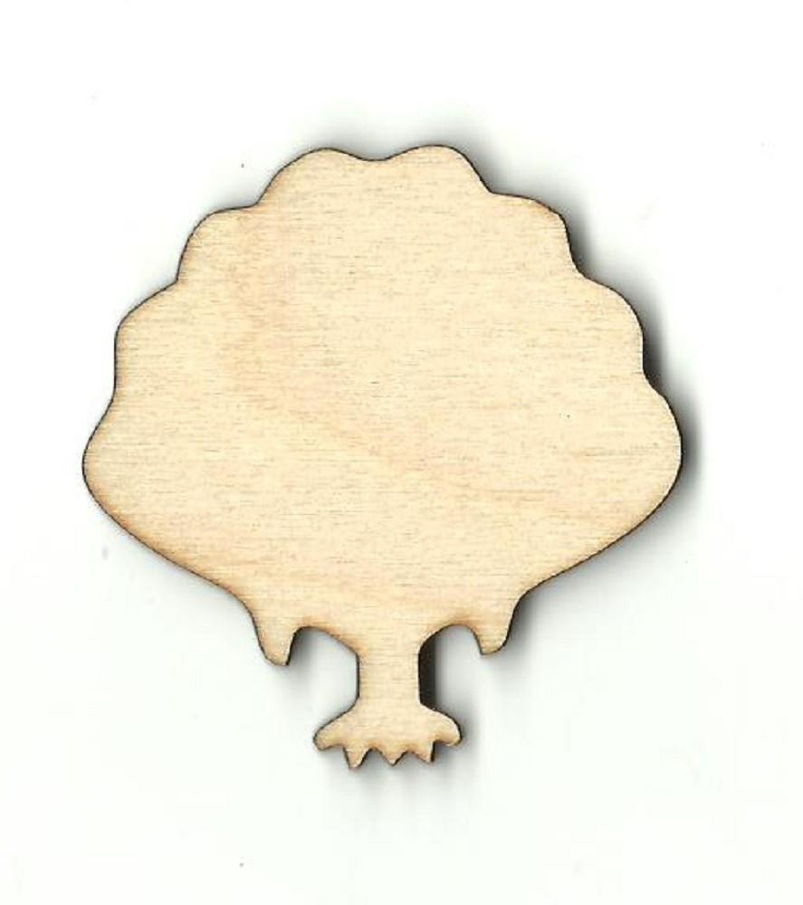 Turkey - Laser Cut Wood Shape Brd115 Craft Supply