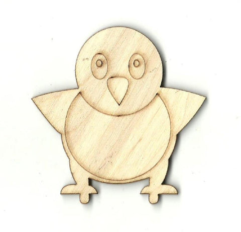 Baby Bird - Laser Cut Wood Shape BRD25