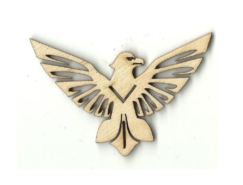 Eagle - Laser Cut Wood Shape Brd33 Craft Supply