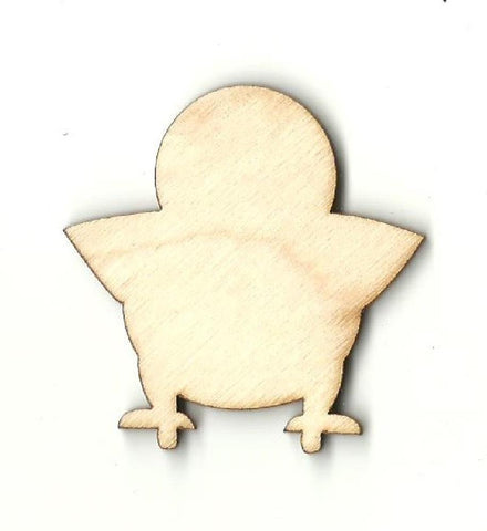 Baby Bird Chick - Laser Cut Wood Shape BRD81