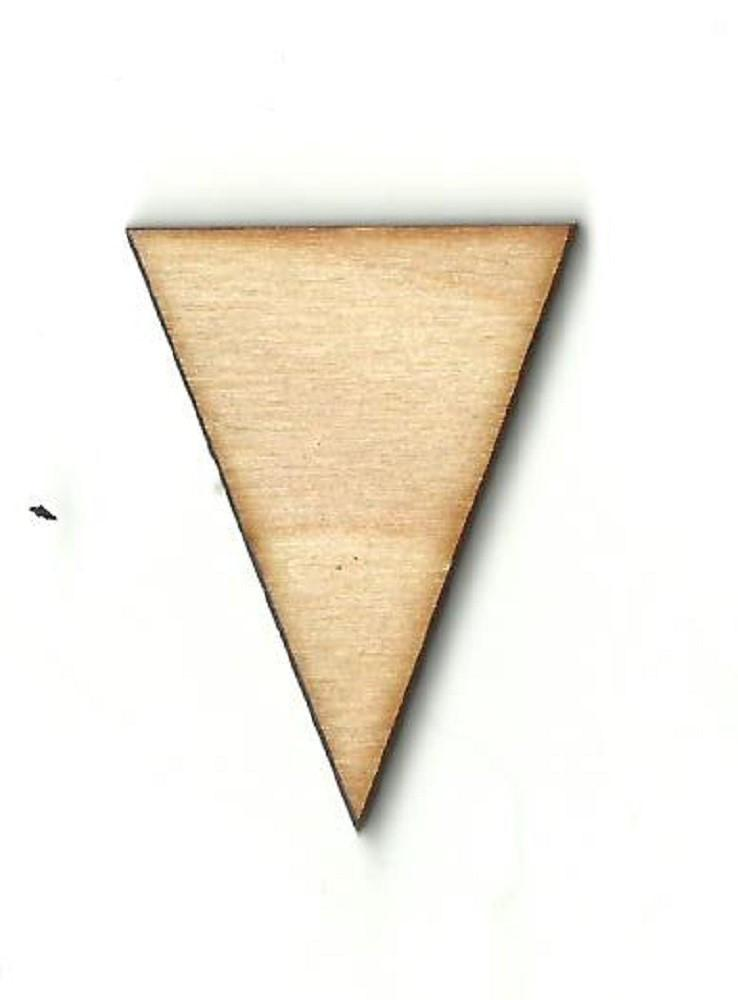 Triangle - Laser Cut Wood Shape Bsc12 Craft Supply