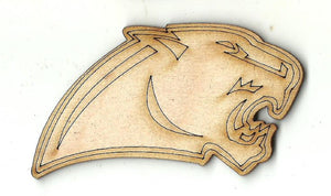 Cougar - Laser Cut Wood Shape CAT196