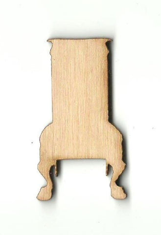 Chair - Laser Cut Wood Shape Dcr20 Craft Supply