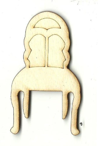 Chair - Laser Cut Wood Shape Dcr40 Craft Supply