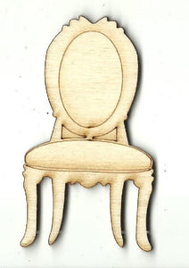 Chair - Laser Cut Wood Shape Dcr41 Craft Supply
