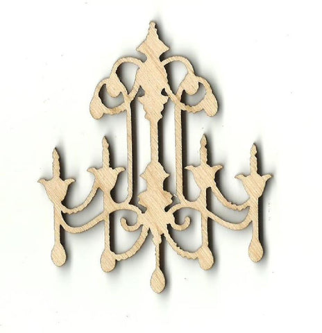 Chandelier - Laser Cut Wood Shape Dcr4 Craft Supply