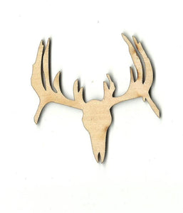 Deer - Laser Cut Wood Shape Der29 Craft Supply